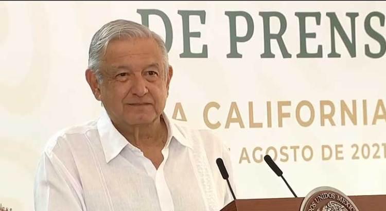 """""""Muy lamentable"""" el caso Wong considera López Obrador"""