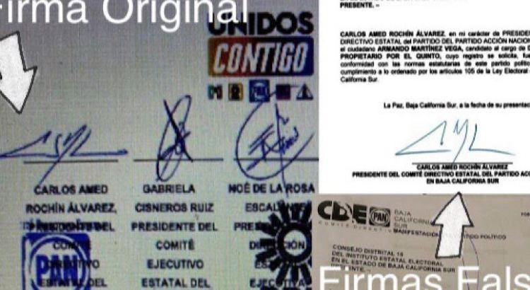 Quitan diputación a Rigo Mares y Armando Martínez Vega