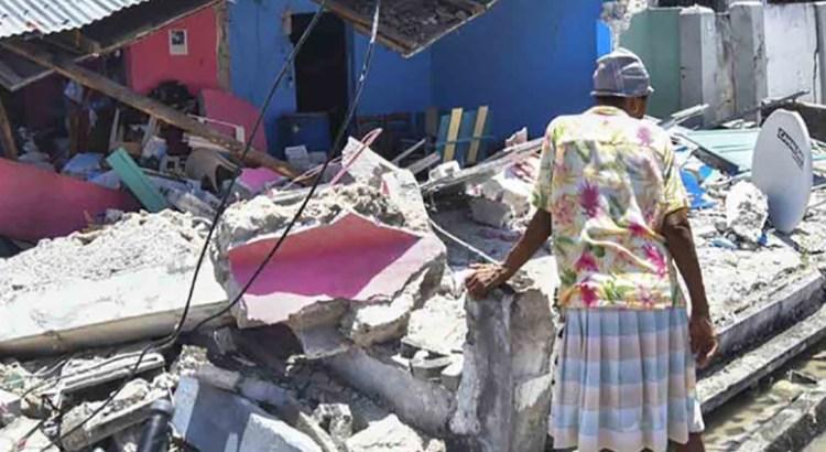 Más de 227 muertos tras terremoto en Haití