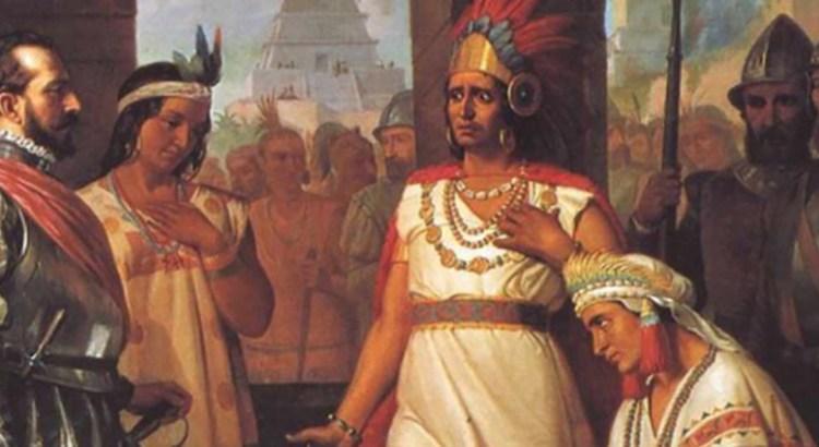 ¿Quiénes son los descendientes del emperador azteca Moctezuma?