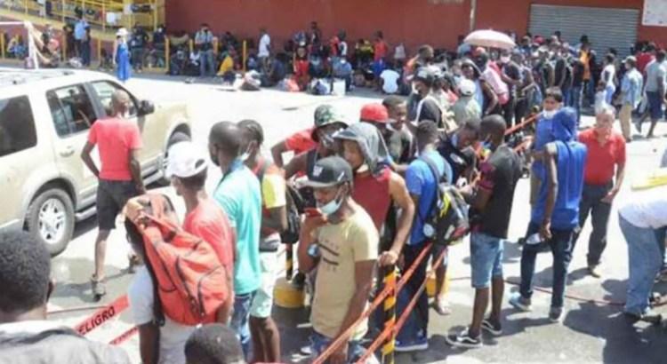 Llegan haitianos a Nuevo León