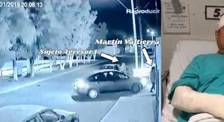 Comienzan a girar las ruedas de la justicia para Martín Valtierra