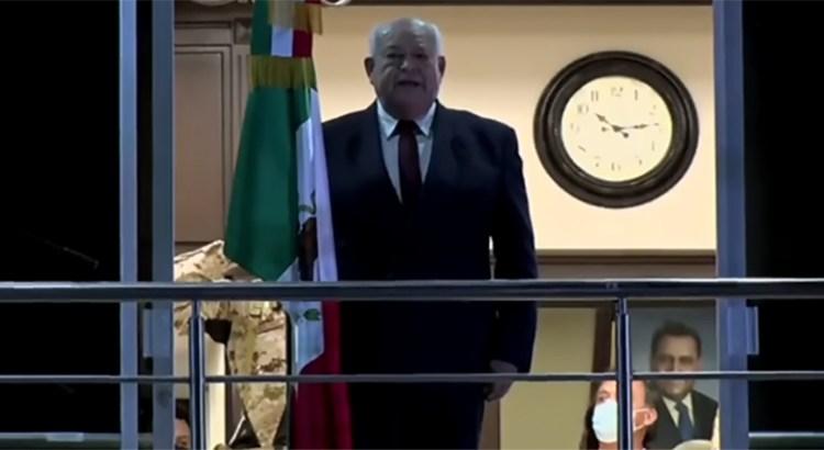 Dio Víctor Castro su primer grito