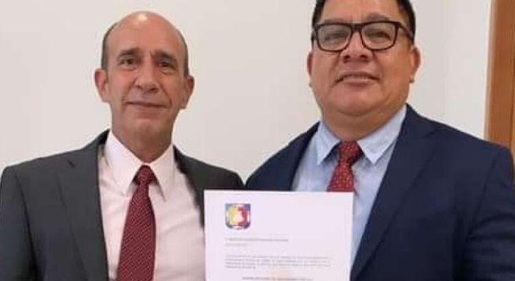 Deja Rentería la dirigencia estatal de Morena