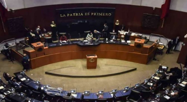 Buscan Senadores crear nueva bancada