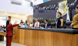 Rinde protesta nueva Magistrada del TSJE