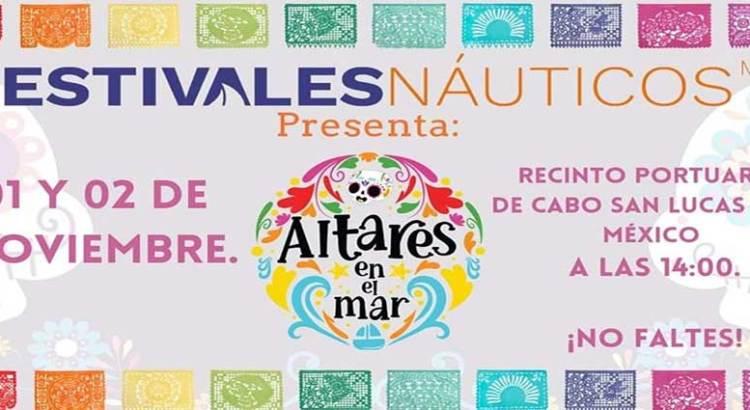 """Invitan al festival náutico """"Altares en el Mar"""""""