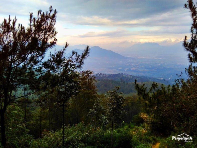Gunung Manglayang, Bandung