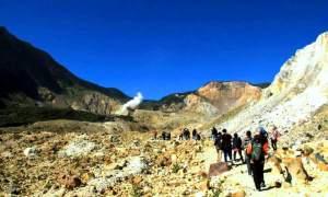 Pendakian Gunung Papandayan, Garut