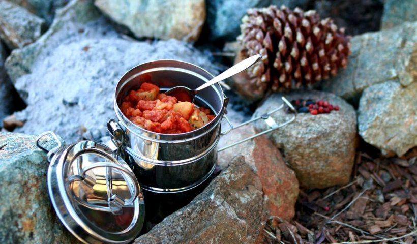 Makanan ketika naik gunung
