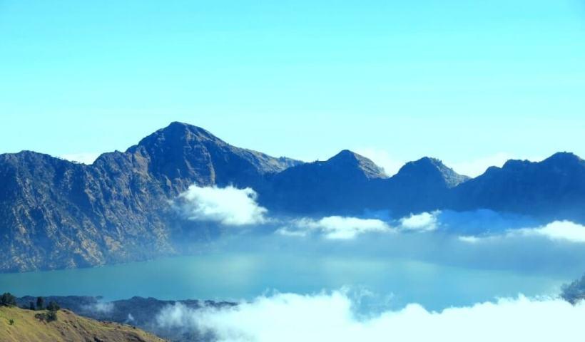 Gunung Rinjani, Lombok