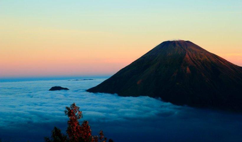 Gunung Sumbing, Jawa Tengah