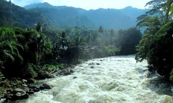 Sungai Asahan, Sumatra Utara