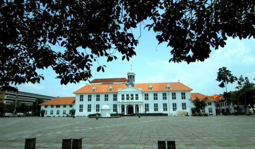 Kota Tua Jakarta ditutup karena corona virus