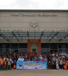 Star Party 2 HAAJ – PUSTEKBANG LAPAN Rumpin Bogor, 13-14 Agustus 2016