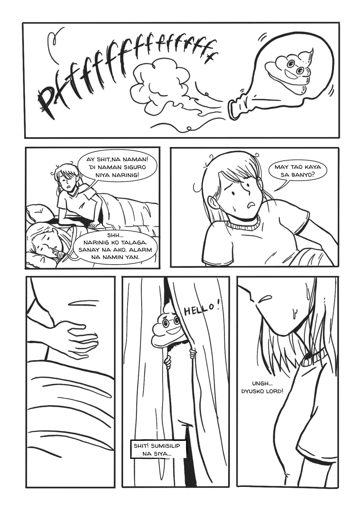 Growing Pains Dany Part 2 Page 1