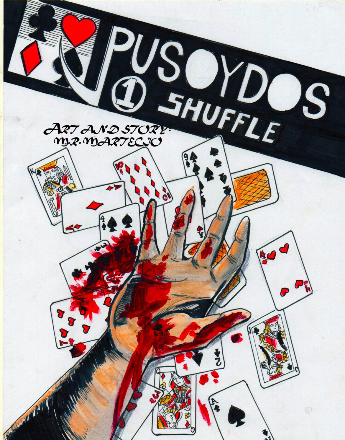 Pusoy Dos 1
