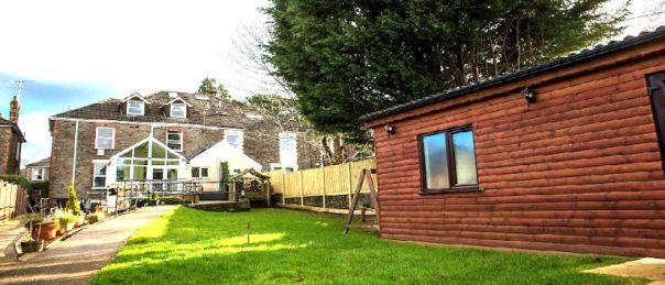 Penleigh House Back Garden