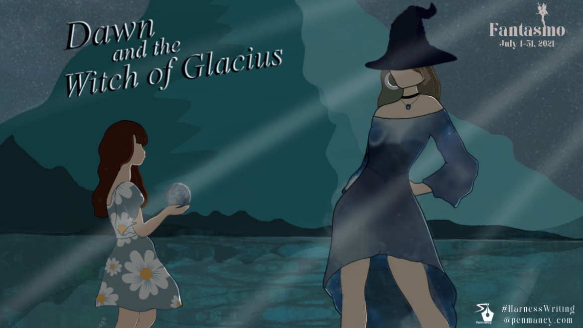 Dawn and the Witch of Glacius