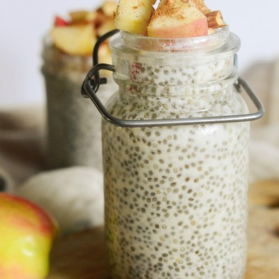 Overnight Chia Seed Pudding Recipe