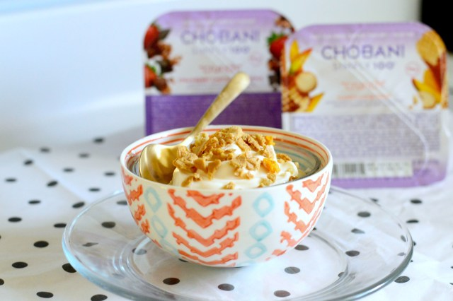 Chobani Simply 100 Crunch