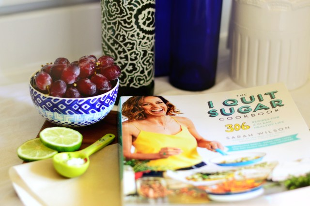 I Quit Sugar Cookbook by Sarah Wilson