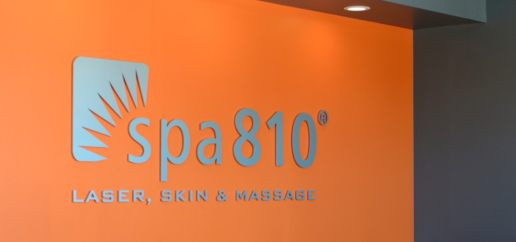 Pamper yourself with Spa810