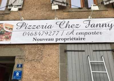 Chez Fanny – Pizza à emporter