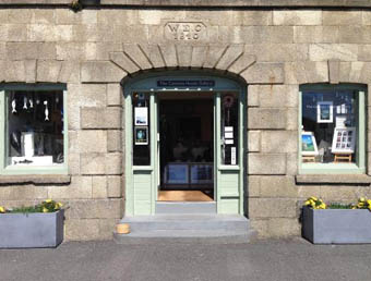 The Customs House Gallery - Porthleven