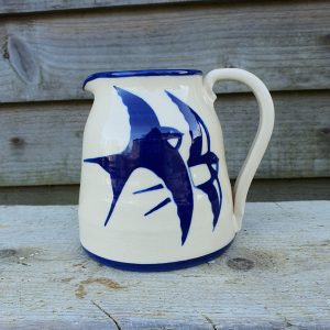 Swallows milk jug
