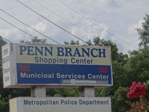 Sold at Auction - Penn Branch Shopping Center
