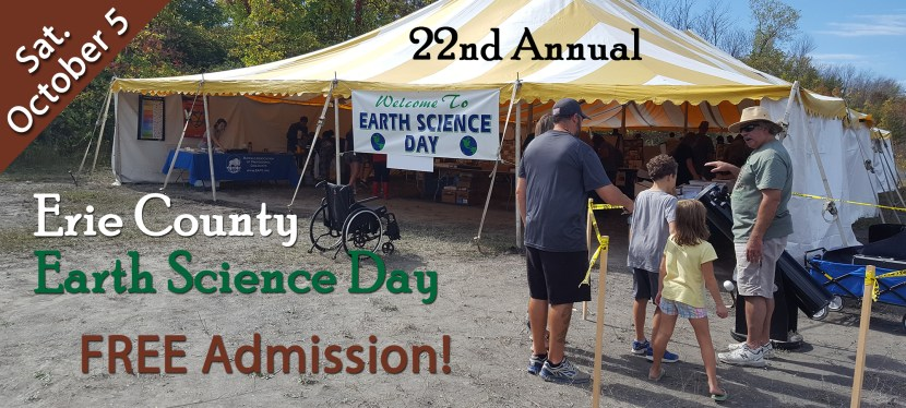 Erie County Earth Science Day