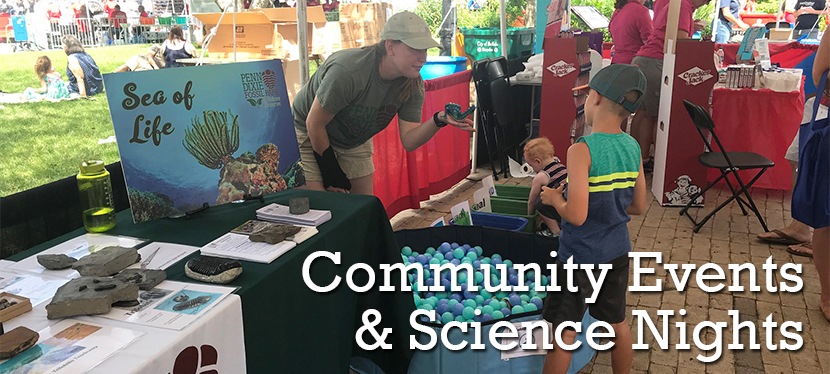 Community Events & Science Nights