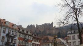 Heidelberg Castle, by Penne Cole