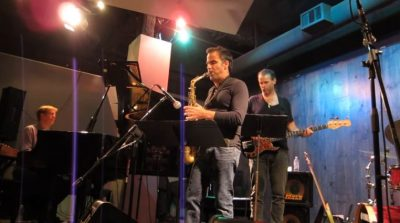 David Binney Group  Highway One  Live at BlueWhale LA