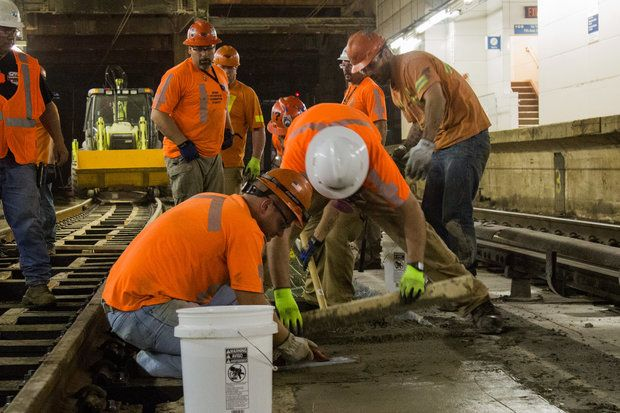 Work at Penn Station N.Y. to impact Amtrak's Keystone service