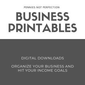 Online Business Printables