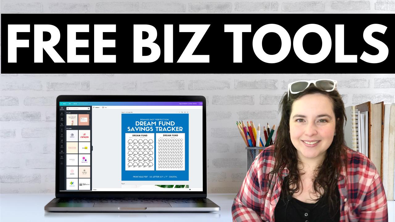 Free Websites To Help Run & Grow An Online Business