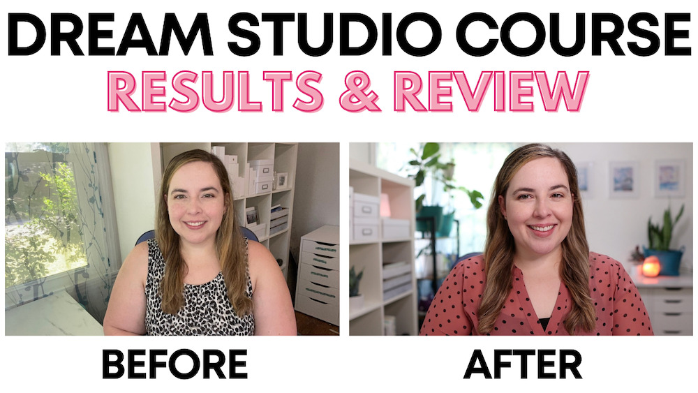 Dream Studio Course Review and Results