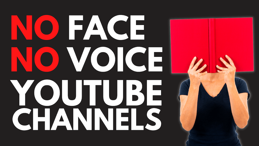 YouTube Channel Ideas Without Showing Face And Voice