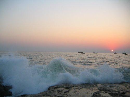 Goa, India, 2009