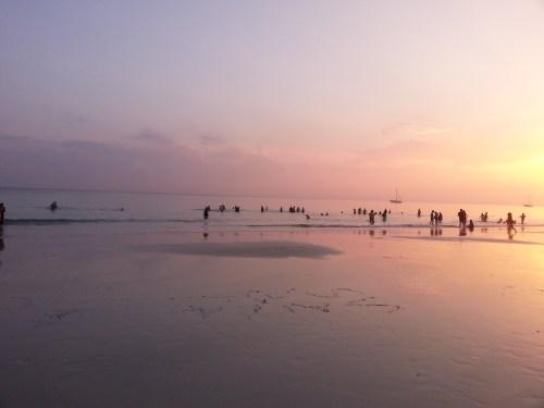Radhanagar Beach, Havelock Island, Andaman and Nicobar Islands, India, 2015