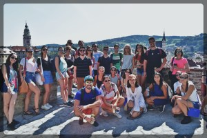 Day Trip to Cesky Krumlov with European Summer School, Prague