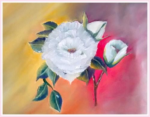FlowerInOils