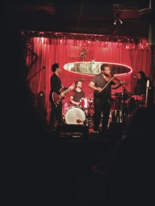 Live Music at The continental club, Austin, Texas
