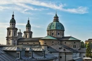 Salzburg Cathedral Salzburg, Austria