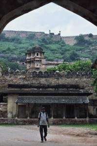 Gwalior Gate for Gwalior fort in Gwalior, MP