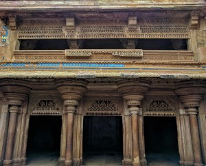 Dungeons and prisons in Gwalior Fort, Madhya Pradesh
