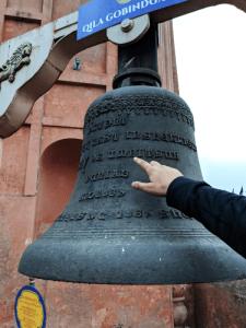 Bell at Gobindgarh Fort