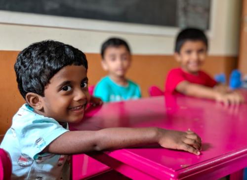 My Experience With Poornodaya Vidyanikethan – Travel, Volunteer, Teach and Learn